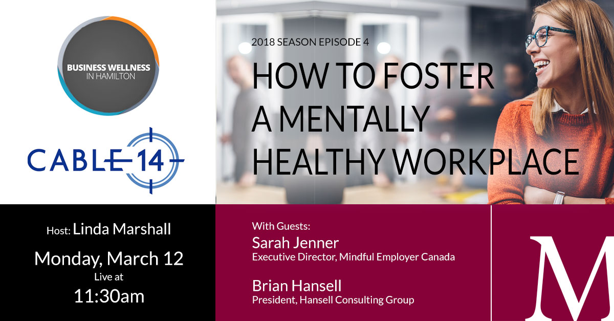 Business Wellness in Hamilton, Episode 1