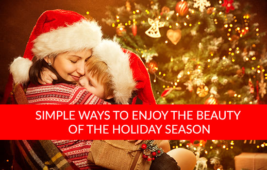 Simple Ways to Enjoy The Beauty of the Holiday Season, Marshall Connects
