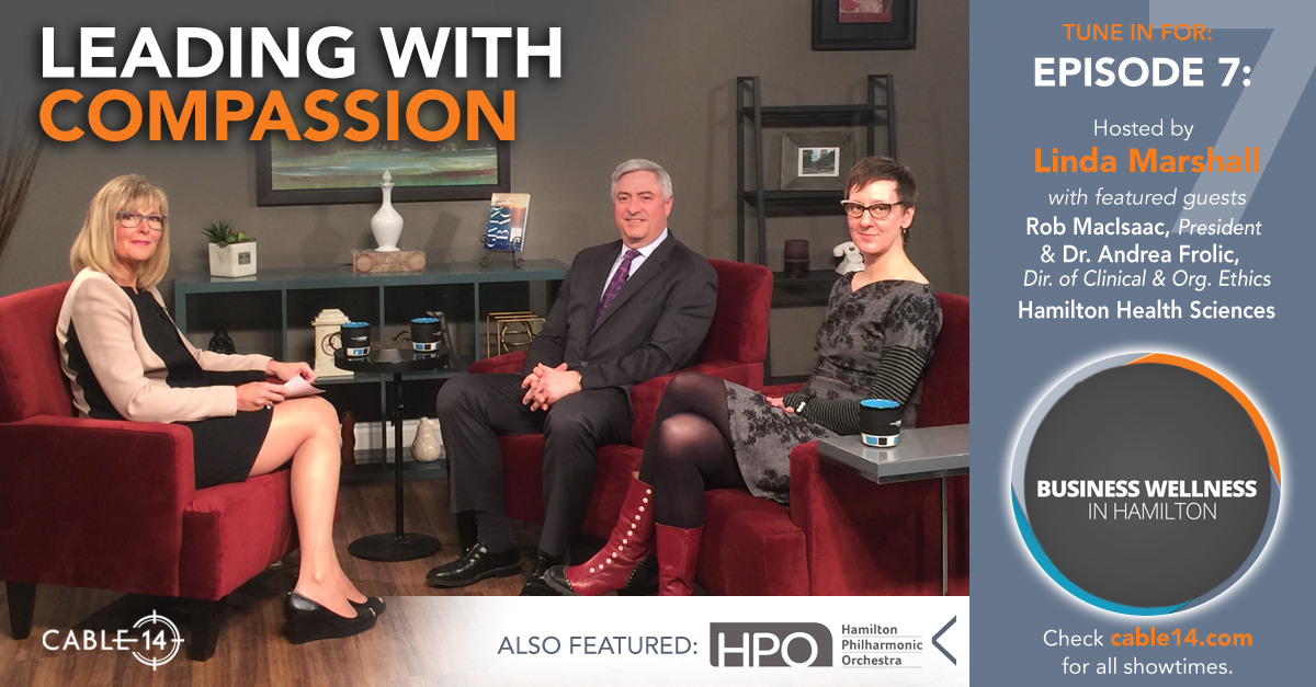Business Wellness in Hamilton, Episode 7