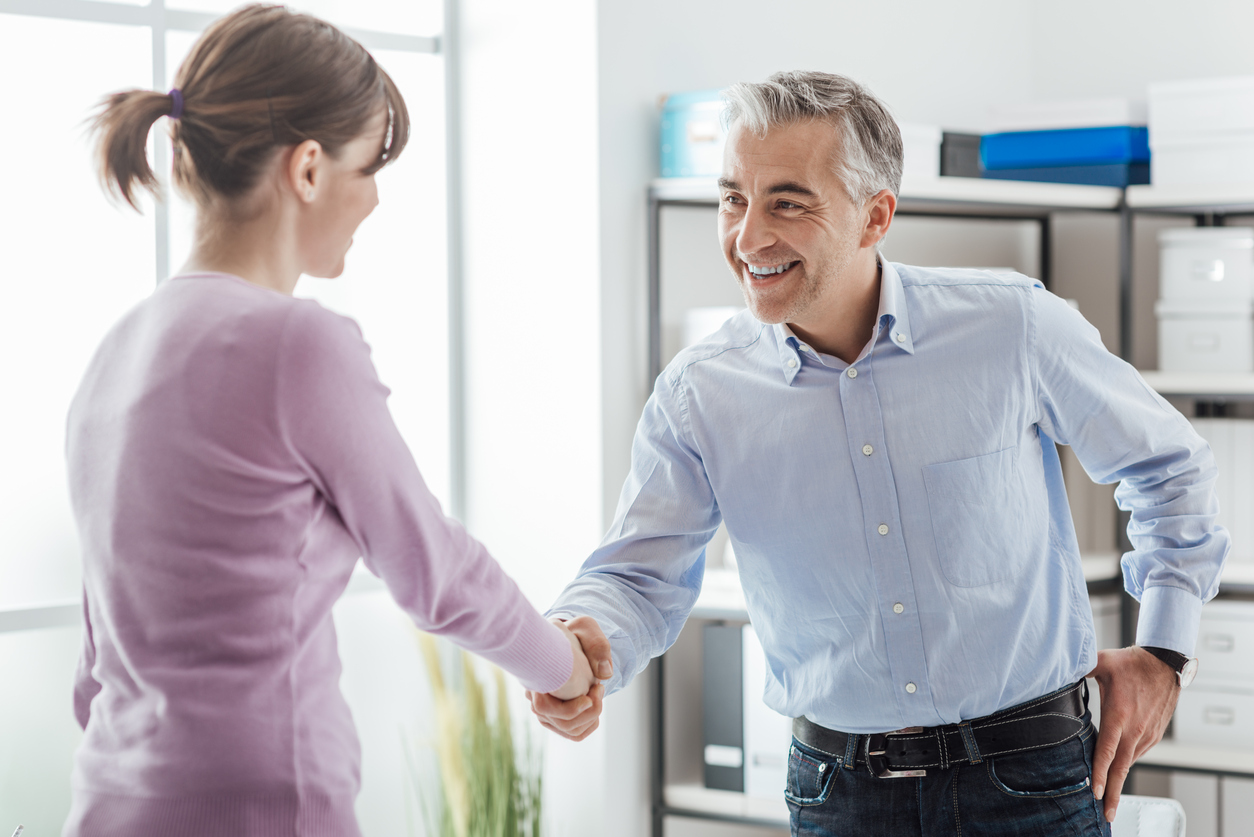 The Unbelievable Benefits Of Greeting People By Name, Marshall Connects