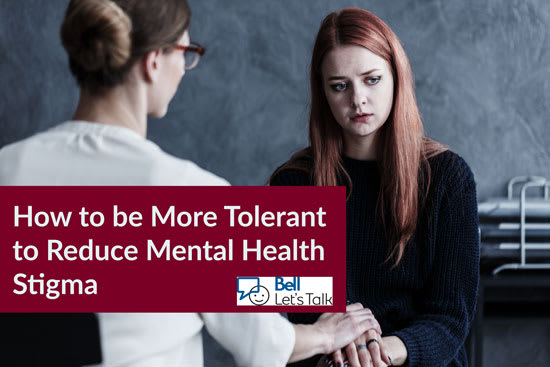 How to be More Tolerant to Reduce Mental Health Stigma, Marshall Connects