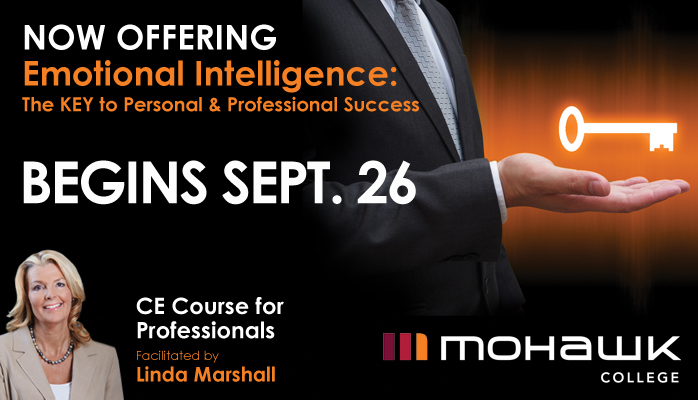 Emotional Intelligence CE Course, Fall 2017