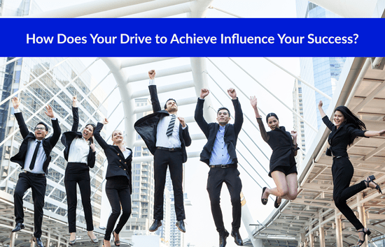 How Does Your Drive to Achieve Influence Your Success? Marshall Connects