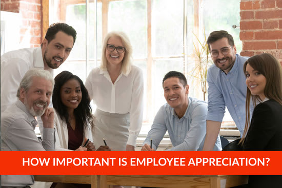 How Important Is Employee Appreciation For Your Business?  Marshall Connects