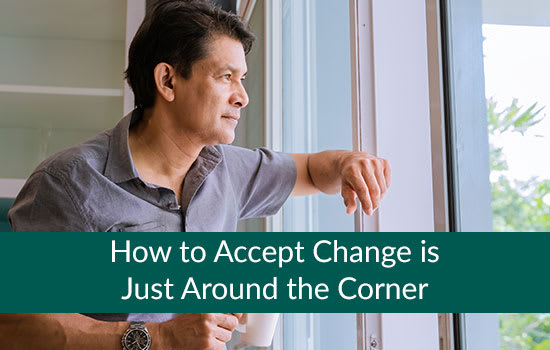 How to Accept Change is Just Around the Corner, Marshall Connects