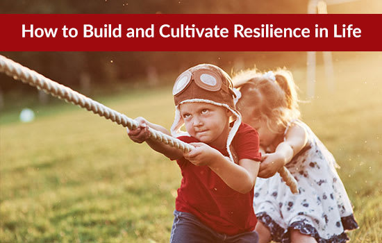 How to Build and Cultivate Resilience in Life, Marshall Connects