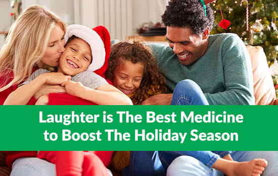 Laughter is The Best Medicine to Boost The Holiday Season, Marshall Connects, Ontario