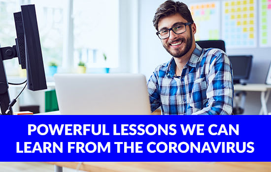 Powerful Lessons we can Learn from the Coronavirus, Marshall Connects