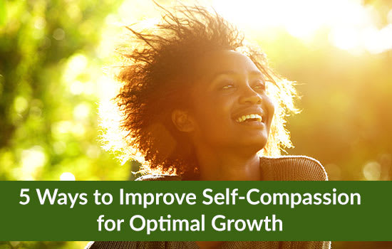 5 Ways to Improve Self-Compassion for Optimal Growth, Marshall Connects