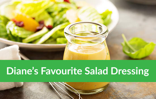 Diane's Favourite Salad Dressing, Marshall Connects