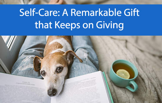 Self-Care: A Remarkable Gift that Keeps on Giving, Marshall Connects