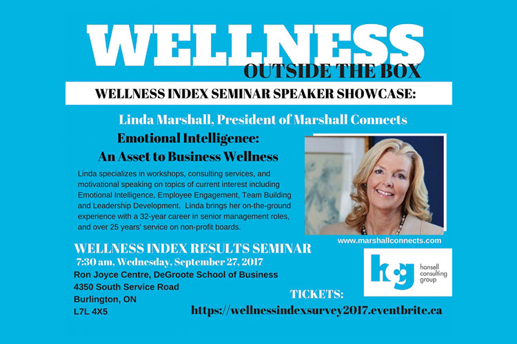 Wellness Index Results Conference, Linda Marshall