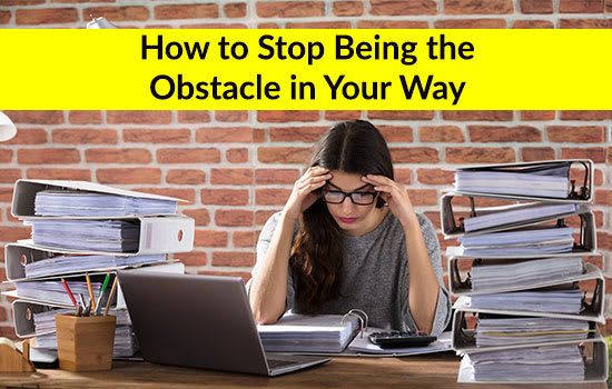 How to Stop Being the Obstacle in Your Way, Marshall Connects