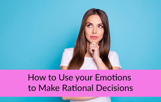 How to Use your Emotions to Make Rational Decisions, Marshall Connects