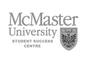 McMaster University - Student Success Centre